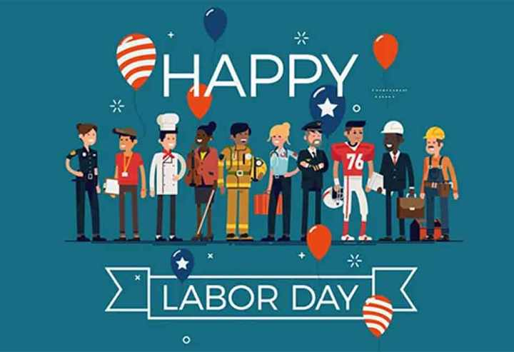 Tuesday Morning ! LaborDay