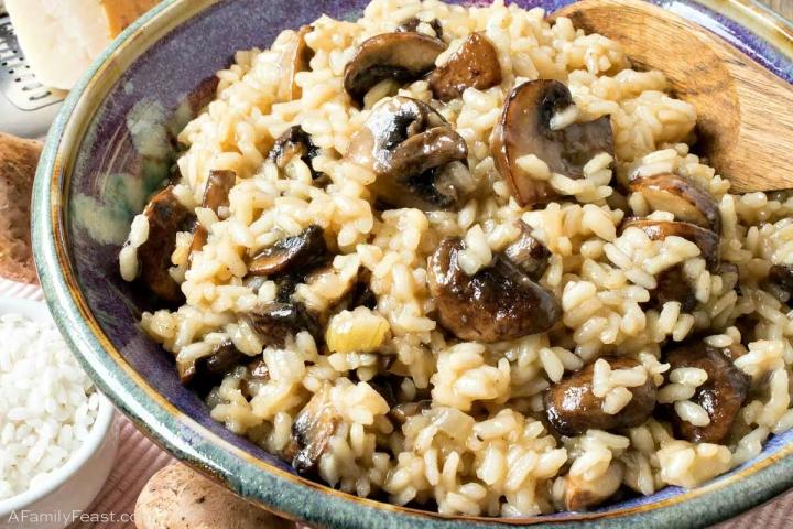 Lisa Food Blog :Mushrooms
