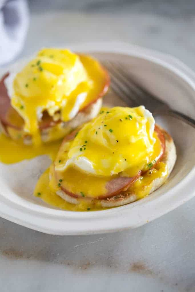Fall Favorites :  Southern EggBenedict